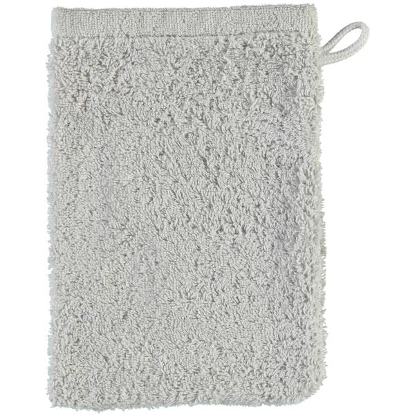Cawö - Life Style Uni 7007 - Farbe: silber - 775 Waschhandschuh 16x22 cm