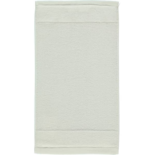 Marc o Polo Timeless uni - Farbe: white Gästetuch 30x50 cm