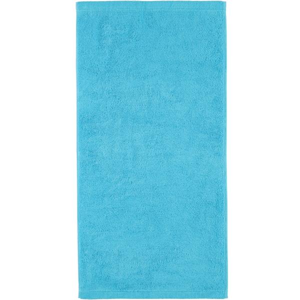 Cawö - Life Style Uni 7007 - Farbe: malibu - 177 Handtuch 50x100 cm