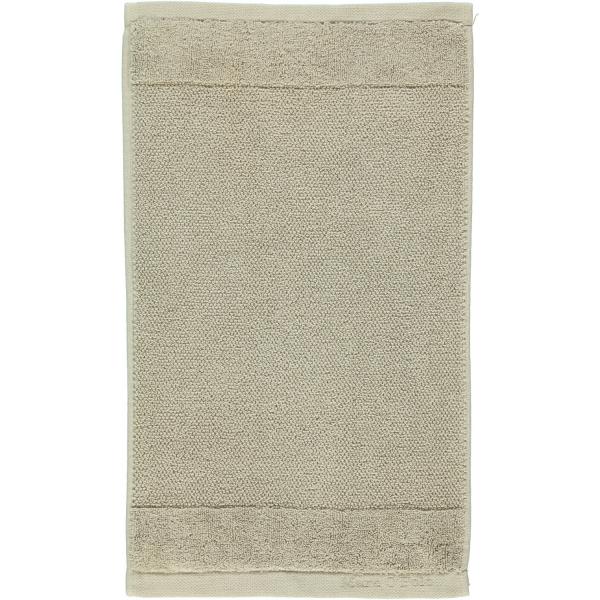 Marc o Polo Timeless uni - Farbe: beige Gästetuch 30x50 cm