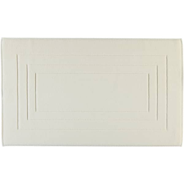 Vossen Badematte Calypso Feeling - Farbe: ivory - 103 60x100 cm