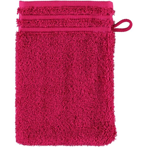 Vossen Calypso Feeling - Farbe: 377 - cranberry Waschhandschuh 16x22 cm