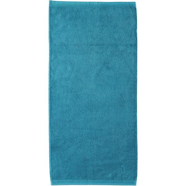 Möve - Superwuschel - Farbe: lagoon - 458 (0-1725/8775) Handtuch 50x100 cm