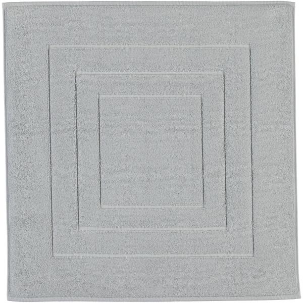 Vossen Badematte Calypso Feeling - Farbe: light grey - 721 60x60 cm
