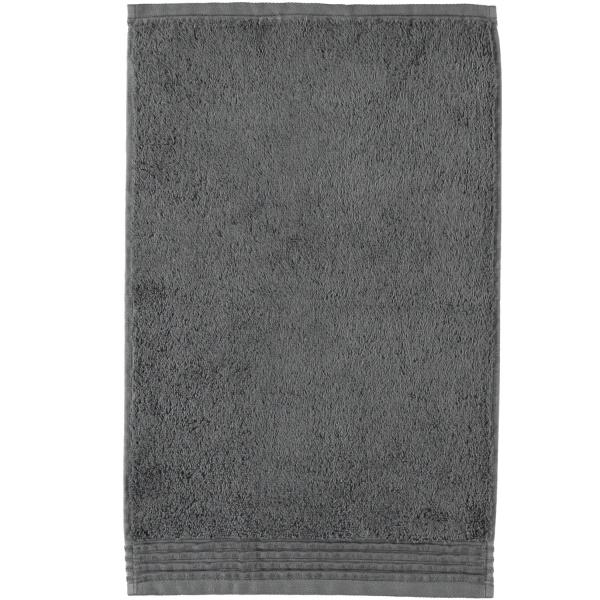 Möve - LOFT - Farbe: graphit - 843 (0-5420/8708) Gästetuch 30x50 cm