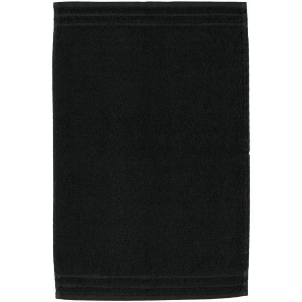 Vossen Calypso Feeling - Farbe: schwarz - 790 Gästetuch 30x50 cm