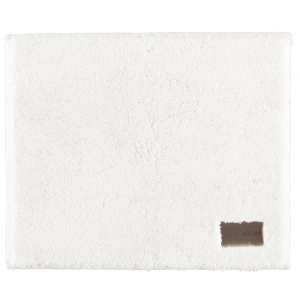JOOP! - Badteppich Luxury 152 - Farbe: weiss - 001 50x60 cm
