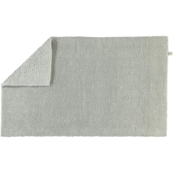 Rhomtuft - Badteppich Pur - Farbe: perlgrau - 11 60x100 cm
