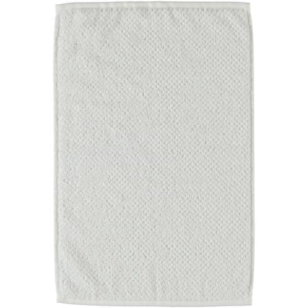S.Oliver Uni 3500 - Farbe: weiß - 600 Gästetuch 30x50 cm