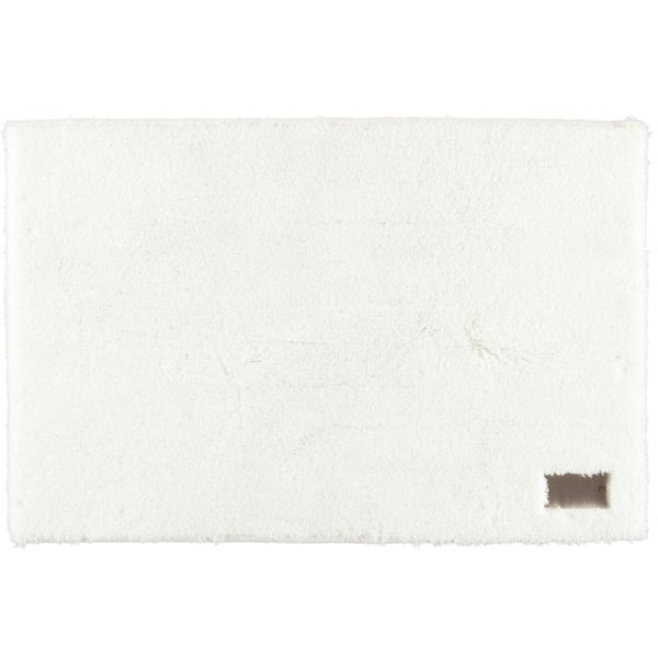 JOOP! - Badteppich Luxury 152 - Farbe: weiss - 001 60x90 cm
