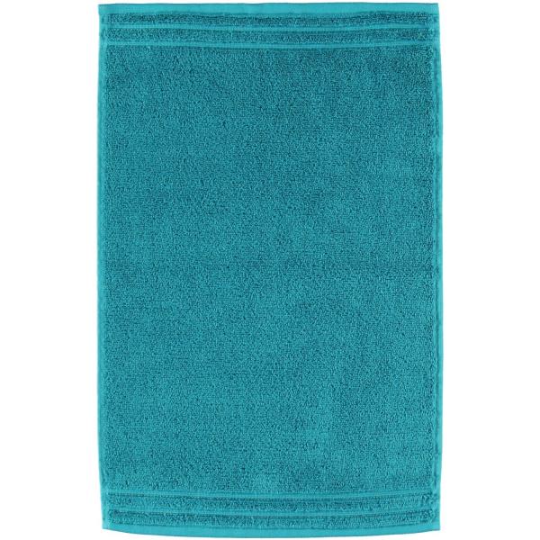Vossen Calypso Feeling - Farbe: 589 - lagoon Gästetuch 30x50 cm