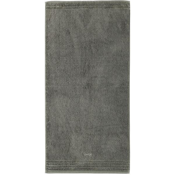 Vossen Vienna Style Supersoft - Farbe: slate grey - 742 Handtuch 50x100 cm