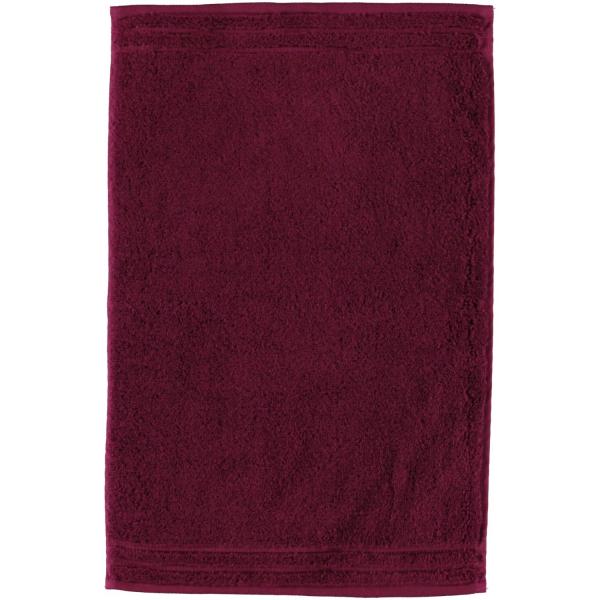 Vossen Calypso Feeling - Farbe: grape - 864 Gästetuch 30x50 cm