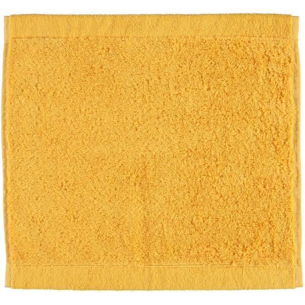 Cawö - Life Style Uni 7007 - Farbe: apricot - 552 Seiflappen 30x30 cm