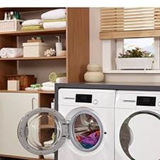 Wie wäscht man Badteppiche und Badematten?