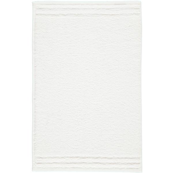 Vossen Calypso Feeling - Farbe: weiß - 030 Gästetuch 30x50 cm
