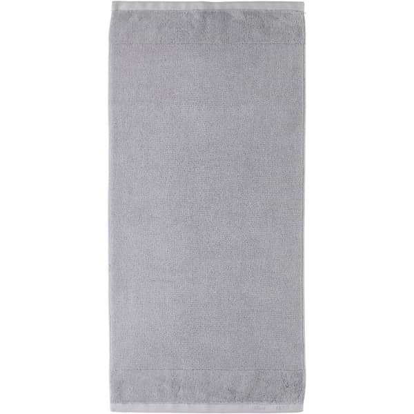 Marc o Polo Timeless uni - Farbe: grey Duschtuch 70x140 cm