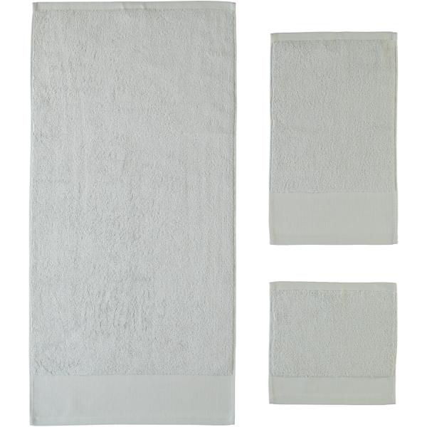 Rhomtuft - Handtücher Comtesse - Farbe: perlgrau - 11