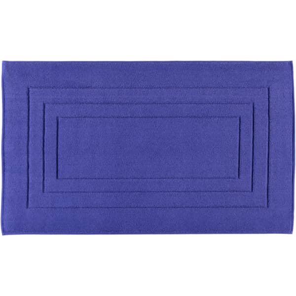 Vossen Badematte Calypso Feeling - Farbe: 479 - reflex blue