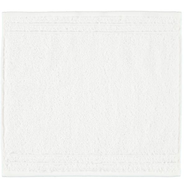 Vossen Calypso Feeling - Farbe: weiß - 030 Seiflappen 30x30 cm
