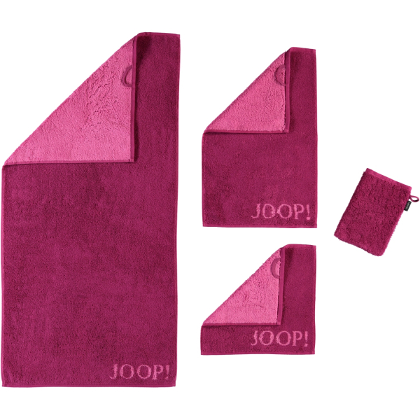 JOOP! Classic - Doubleface 1600 - Farbe: Cassis - 22